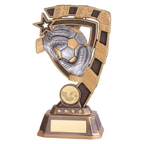 Euphoria Football Goalkeeper Award 180mm