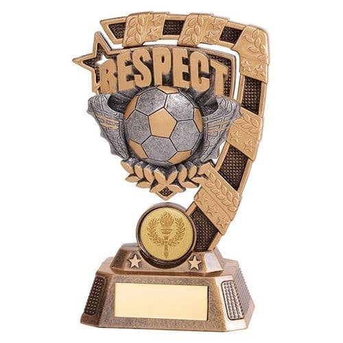 Euphoria Football Respect Award 150mm