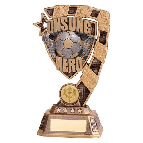 Euphoria Football Unsung Hero Award 180mm
