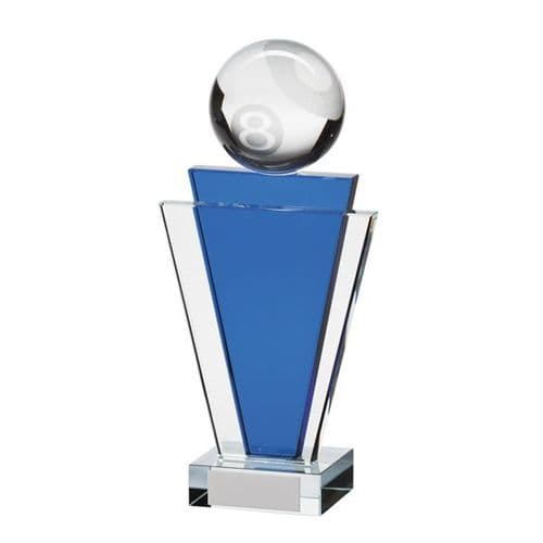 Gauntlet Pool Crystal Award 200mm