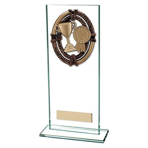 Maverick Legacy Achievement Jade Glass 200mm