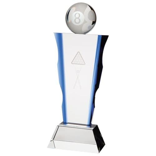 Quantum Pool Crystal Award 240mm
