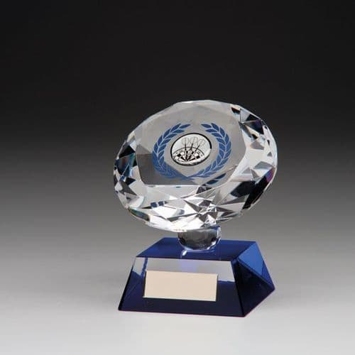 Solitaire Crystal Multi Sport Award 110mm