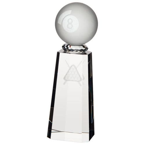 Synergy Pool Crystal Award 170mm