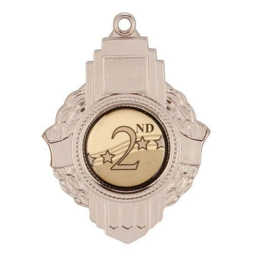 Vitoria Medal Silver 70mm
