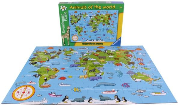 Ravensburger Animals of the World