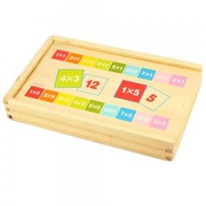 Times Table Box