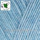 105 - BOO BOO BLUE - SIRDAR SNUGGLY BABY BAMBOO DK KNITTING YARN
