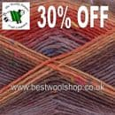 170 - MALVERNS - KING COLE COUNTRY TWEED DK KNITTING YARN - 30% OFF