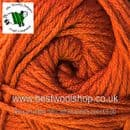 215 - RUST - SIRDAR NO.1 CREPE DK KNITTING & CROCHET YARN
