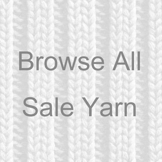 BROWSE ALL SALE YARN