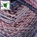 MC77 JAMES C BRETT MARBLE CHUNKY KNITTING YARN 200G